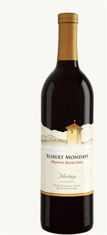 Robert Mondavi Winery Meritage Private Selection